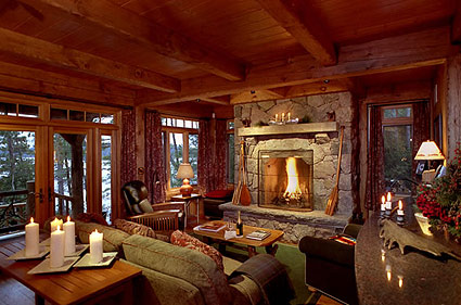 adirondack luxury lodge rentals upscale adirondack waterfront great